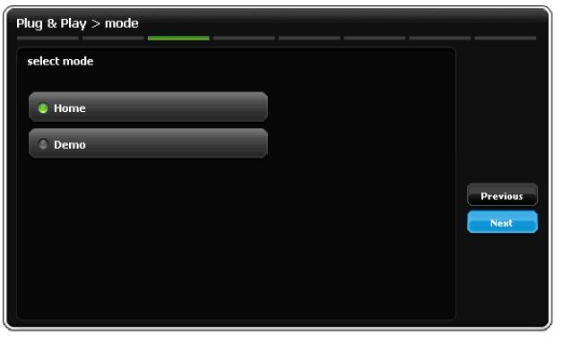 Plug & Play mode