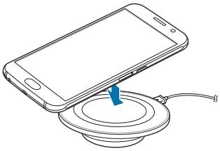 Wat is draadloos opladen en hoe gebruik ik het op mijn Galaxy S6 en Galaxy S6 Edge?