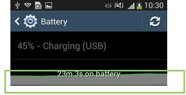 Batterijcapaciteit 2