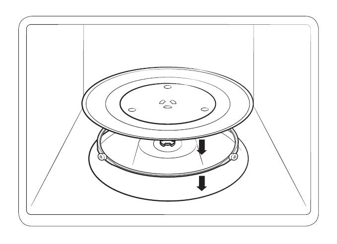 Que faire si le plateau tournant de mon four micro-ondes ne fonctionne pas correctement ?