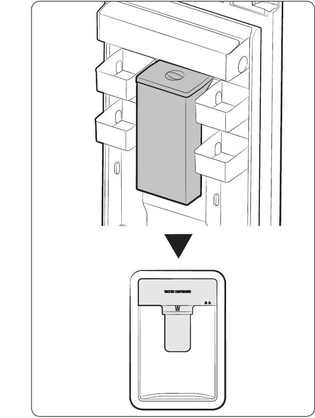 Que faire si l'eau de mon distributeur d'eau n'est pas froide ?