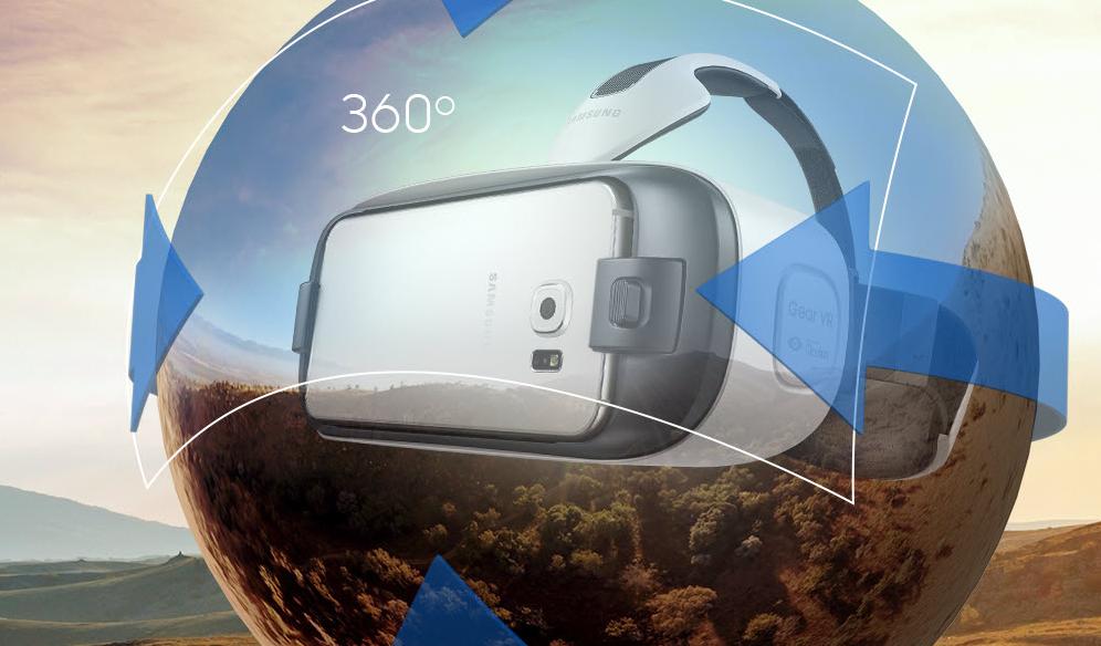 Comment puis-je installer le logiciel du Gear VR pour le S6 ?
