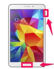 Hoe kan ik een screenshot maken met mijn smartphone of tablet?