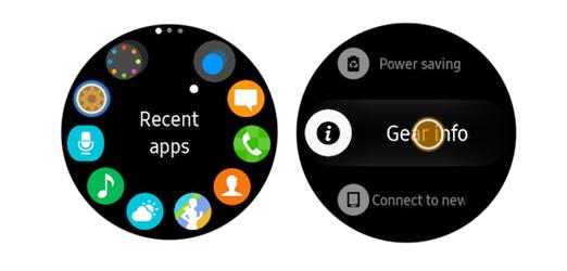 Comment puis-je effectuer une mise à jour logicielle sur mon Samsung Gear S3 ?