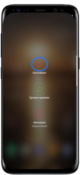 Hoe kan ik mijn Galaxy S8 of S8+ starten in veilige modus
