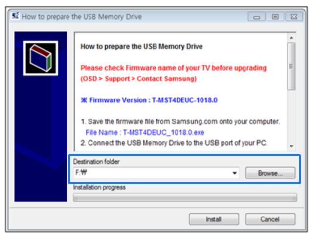 Comment puis-je effectuer la mise à jour du micrologiciel/logiciel de ma TV via USB ?