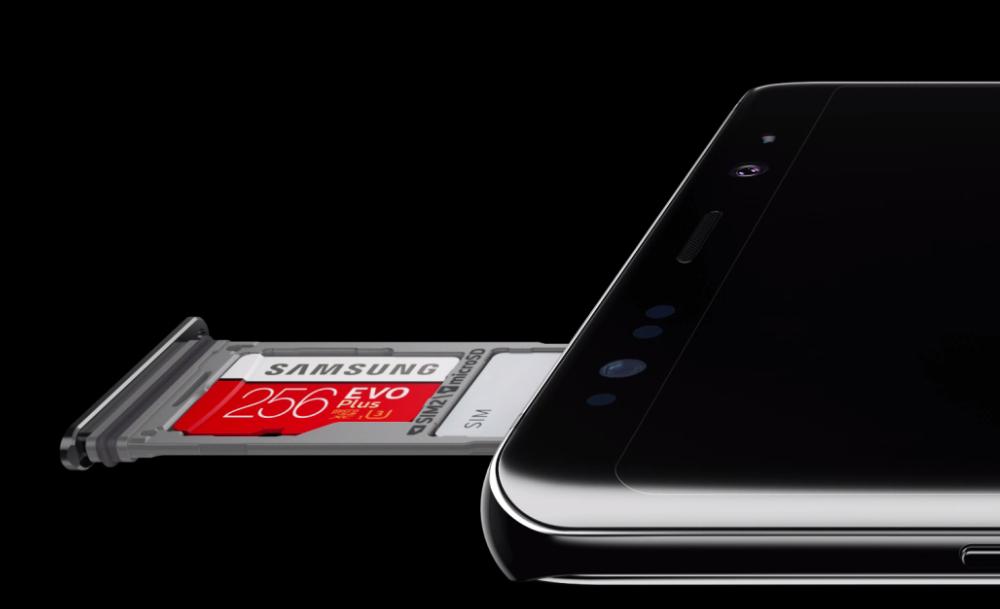 Met hoeveel geheugen kun je de Galaxy Note8 uitbreiden?