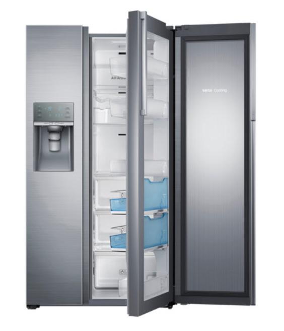 Ideal temperature for fridge and freezer