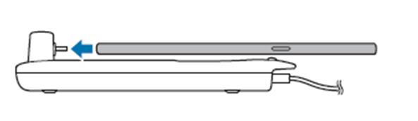 Conector do dispositivo móvel (USB Tipo C)