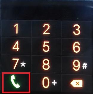 Як здійснити дзвінок на Galaxy Gear?