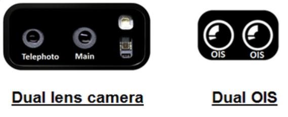 Samsung Galaxy Note8 Dual Camera