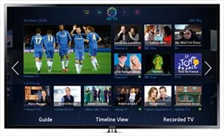 [Smart TV] ฉันจะเชื่อมต่ออินเตอร์เน็ตกับทีวีแบบอัตโนมัติได้อย่างไร?