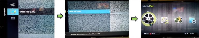 [Smart TV] ไม่สามารถเลือก Source USBได้ จะแก้ไขอย่างไร?