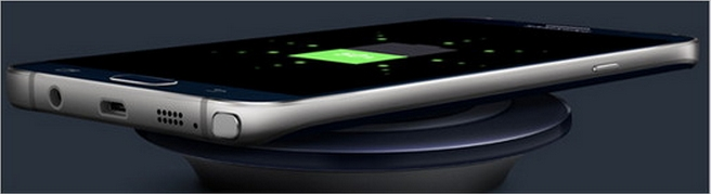 [Galaxy Note 5] ฉันสามารถใช้งานแท่นชาร์จไร้สายได้อย่างไร?