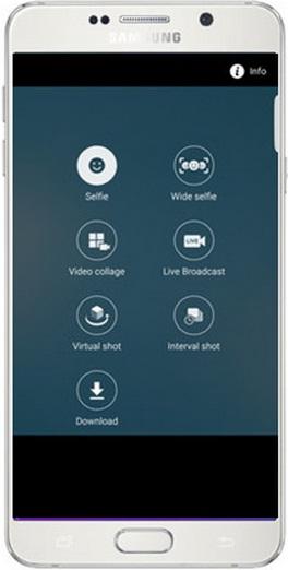 [Galaxy Note 5] โหมดกล้องถ่ายรูปของ Galaxy Note 5 มีโหมดอะไรบ้าง?