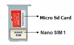 [Galaxy S7 & S7 Edge] วิธีการใส่ Sd Card