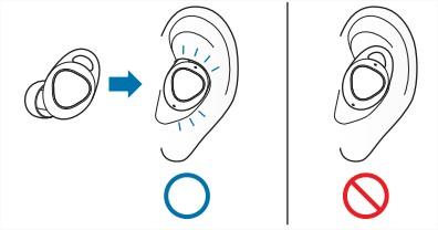 [GearIconX] การสวมใส่หูฟังGearIconX