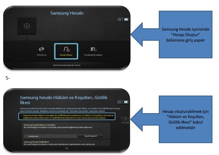 Samsung Hesabı 4