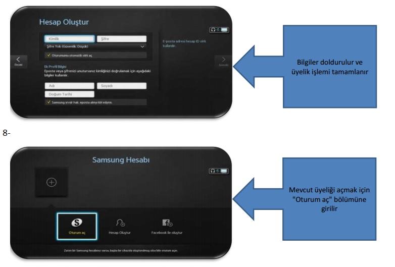 Samsung Hesabı 7