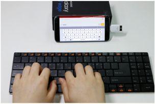 Galaxy S7 / S7 Edge 的OTG轉接頭可以做什麼?