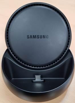 Galaxy S8/S8+ 是否可於連接 Samsung DeX 行動工作站的同時充電?