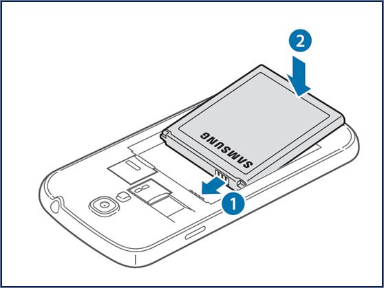Як встановити сім-карту в мій Galaxy S4?