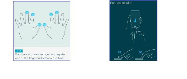 Мій Galaxy S5 іноді не розпізнає відбиток пальця