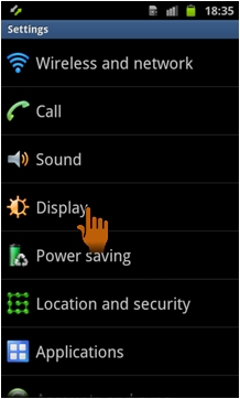 Як вирішити проблему з автоматичним поворотом екрану на Android пристрої?