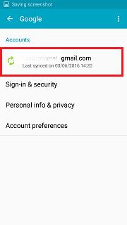 Click email L