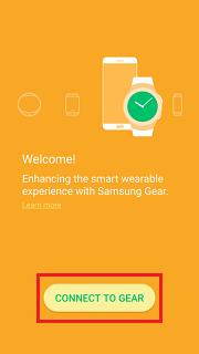 Bagaimana cara menghubungkan Gear IconX ke handphone saya?
