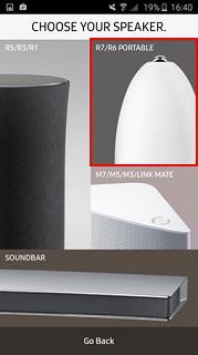 type of speaker