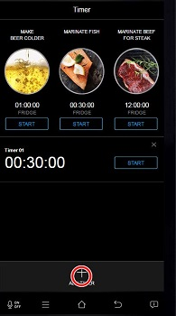 Add timer