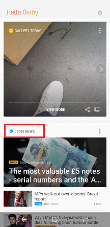 Upday news