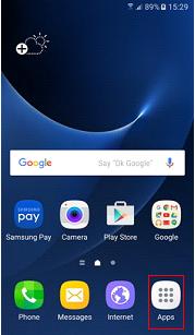 Làm thế nào thiết lập tính năng Always On Display trên máy Galaxy S7 edge?