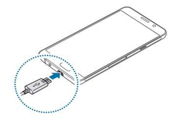 Hướng dẫn sạc Pin Galaxy A9 Pro (2016).