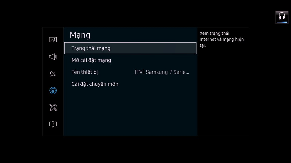 Làm thế nào khi Ứng dụng của Smart TV không hoạt động.