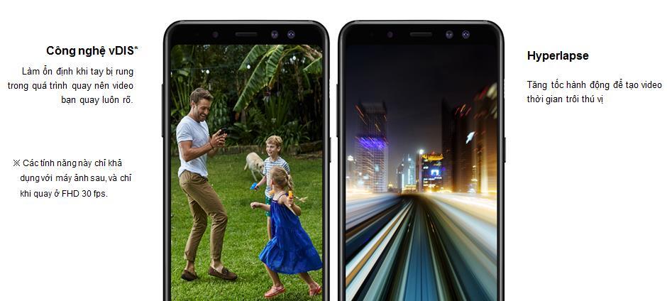 Camera sau tren A8/A8+ 2018