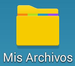 mis archivos