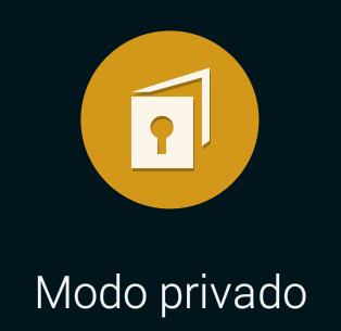 modo privado