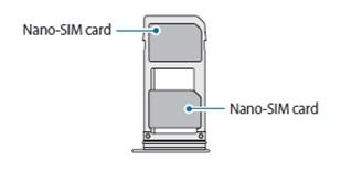 Bagaimana cara melepas SIM/USIM Card pada Note 8?