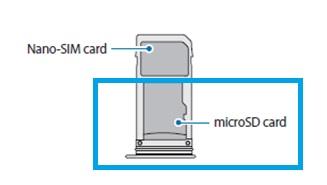 Bagaimana cara melepas Memory Card pada Note 8?