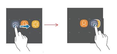 Cara membuat Folder untuk beberapa aplikasi pada Note 8